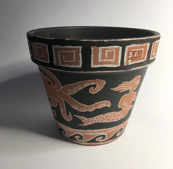 Greek vase 1