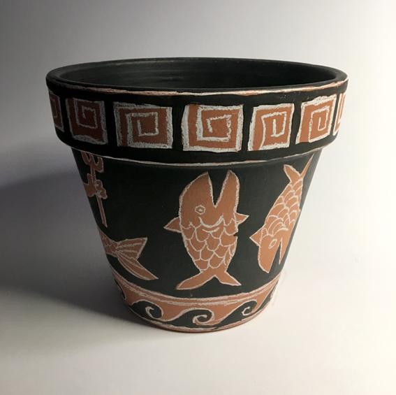 Greek vase 2