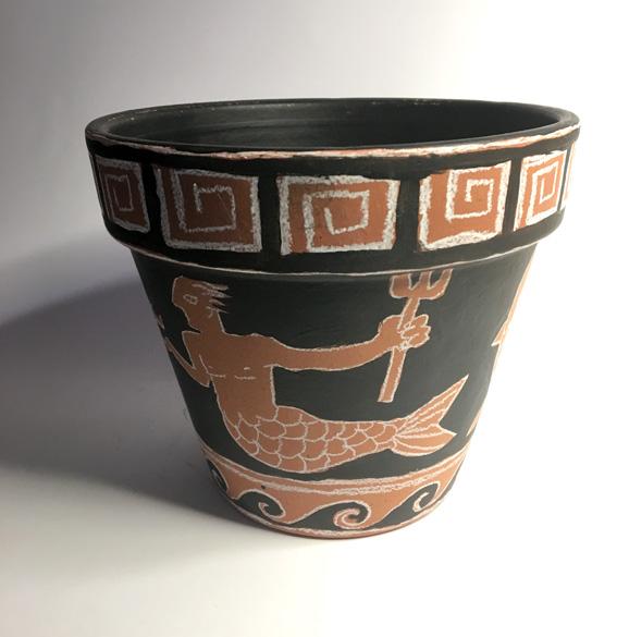 Greek vase 3